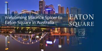 Welcome Maurice Spicer LinkedIn banner