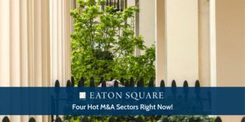 Hot M&A Sectors
