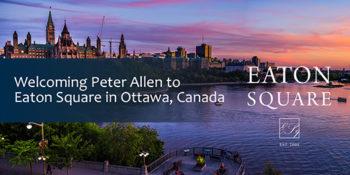 Welcome Peter Allen