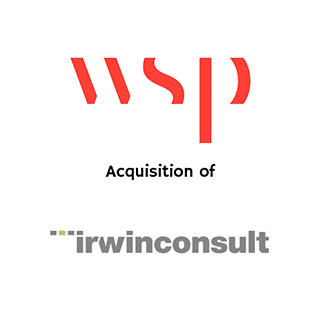 WSP Aacquisition Irwinconsult
