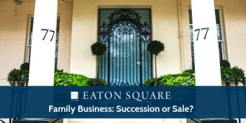 Family business: succession or sale