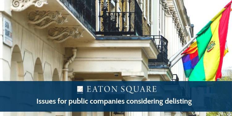 Issues Public Companies