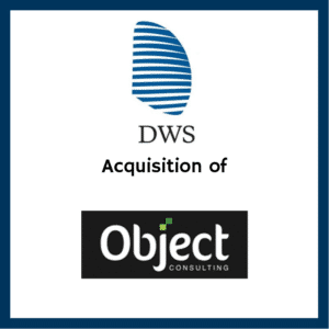 Object Consulting Sale To DWS