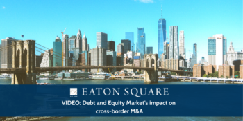 Debt and Equity Impact on cross-border M&A