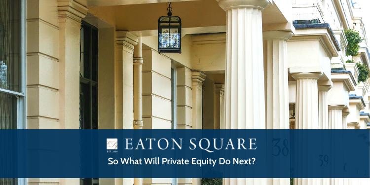 那么,私募股权下一步将做什么?