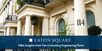 M&A Insights from Ten Consulting Engineering