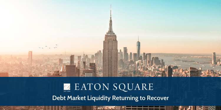 Debt Market Liquidity Returning to Recover