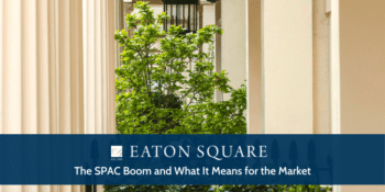 The SPACs Boom and What It Means for the Market
