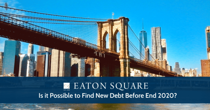 Is it Possible to Find New Debt Before End 2020?