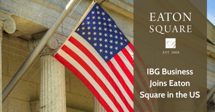 IBG Business Joins Eaton Square in the US