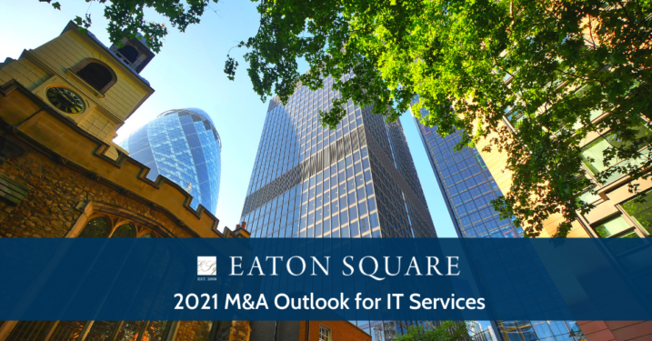2021 M&A Outlook for IT Services