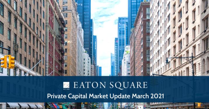 Private Capital Market Update March 2021
