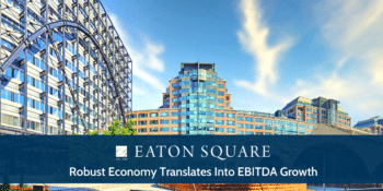 Robust Economy Translates into EBITDA Growth
