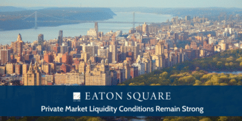 Private Market Liquidity Conditions Remain Strong