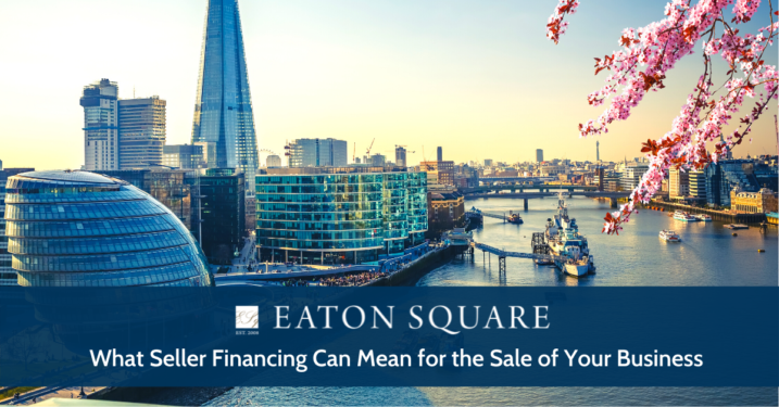 What Seller Financing Can Mean for the Sale of Your Business
