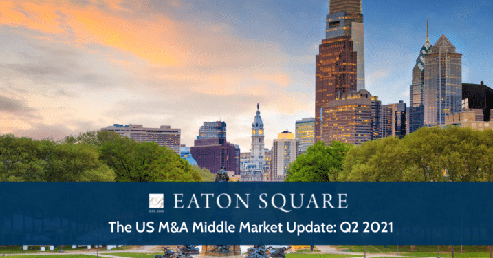 The US M&A Middle Market Update Q2 2021