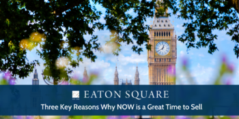 Three Key Reasons Why NOW is a Great Time to Sell!